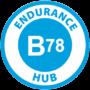 B78 Endurance Hub logo