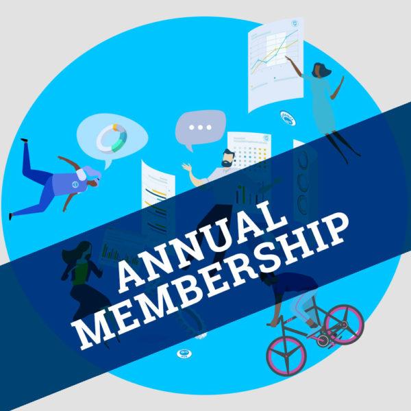 B78 endurance hub, annual membership.